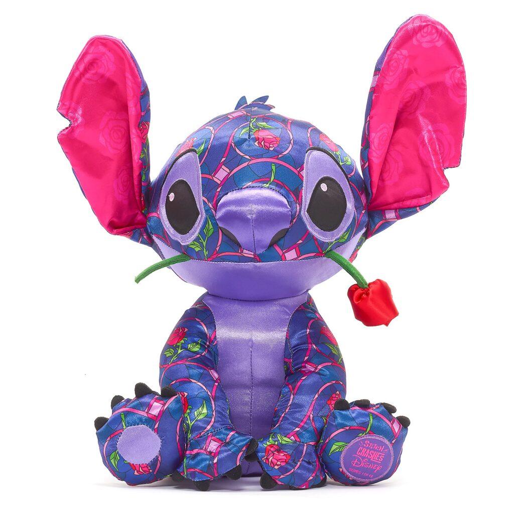 Stitch Crashes Beauty and the Beast Plush