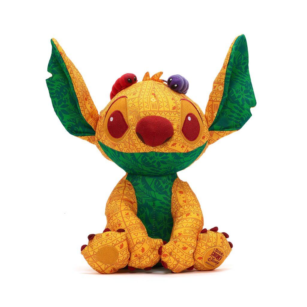 Stitch Crashes The Lion King Plush
