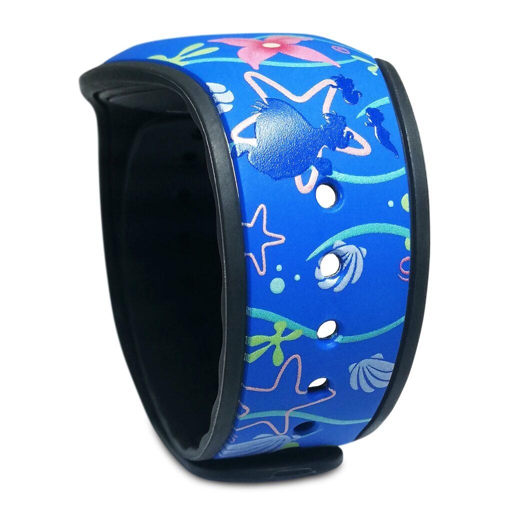 Stitch Crashes The Little Mermaid Magic Band (strap)