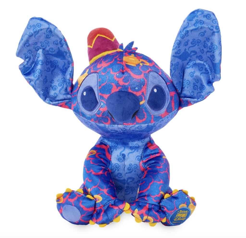 Stitch Crashes Aladdin Plush