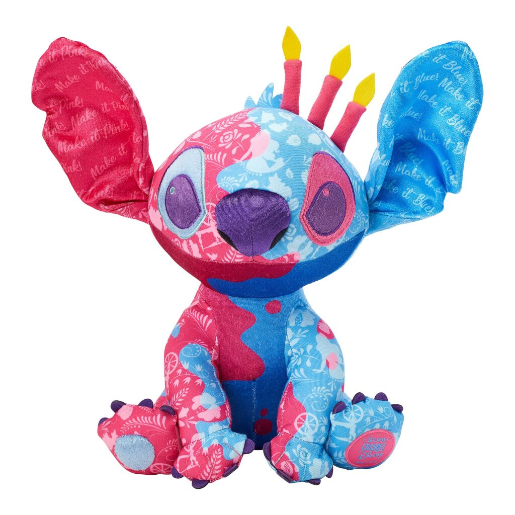 Stitch Crashes Sleeping Beauty Plush